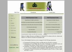 karnatakaeducation.gov.in