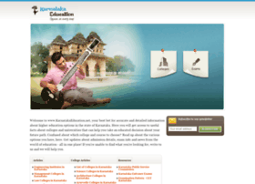 karnatakaeducation.net