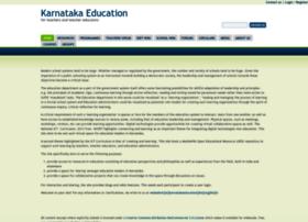 karnatakaeducation.org.in