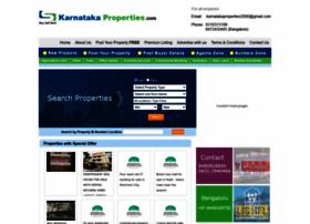 karnatakaproperties.com