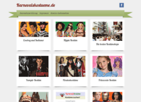 karnevalskostueme.de