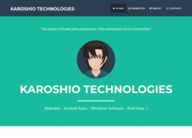 karoshiotechnologies.com