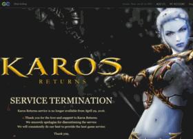 karosreturns.gamescampus.com
