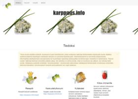 karppaus.info