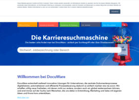 karriere.docuware.com