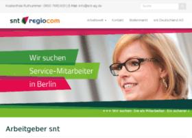 karriere.snt-ag.de