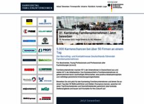 karrieretag-familienunternehmen.de