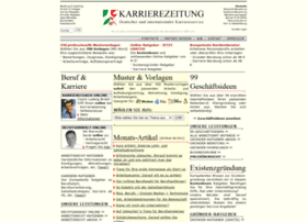 karrierezeitung.de