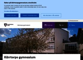 karrtorpsgymnasium.stockholm.se