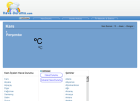 kars.hava-durumu.com