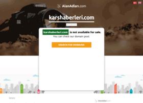 karshaberleri.com