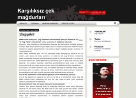 karsiliksizcekmagdurlari.blogspot.com