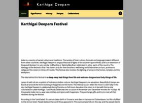 karthigaideepam.com