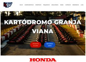 kartodromogranjaviana.com.br