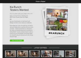 karunch-testers.fisherpaykel.com.au