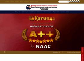 karunya.edu.in