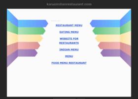 karusindianrestaurant.com