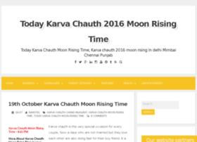 karvachauthmoonrising.in