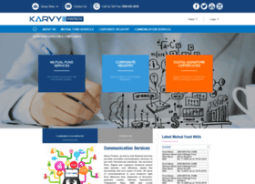karvycomputershare.com