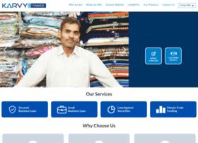 karvyfinance.com