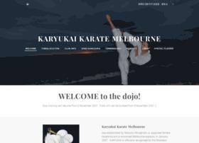 karyukaikarate.com