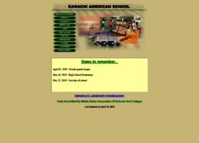 kas.edu.pk