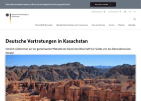 kasachstan.diplo.de