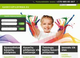 kaseciupildymas.eu