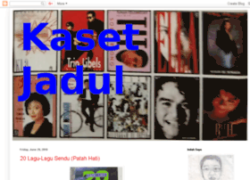 kasetjadulgue.blogspot.com