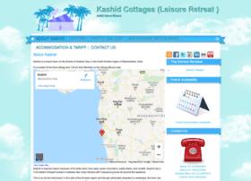 kashidcottages.com