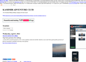 kashmiradventureclub.blogspot.in