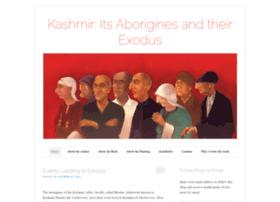 kashmirexodus.wordpress.com