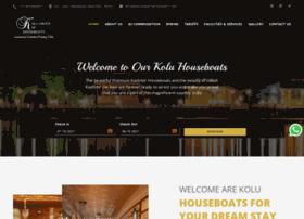 kashmirhouseboats.net