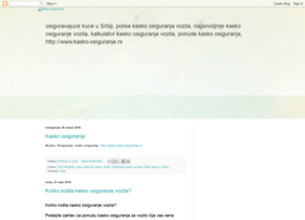 kasko-osiguranje.blogspot.com
