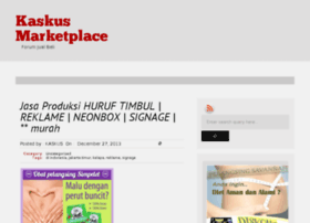 kaskusmarketplace.com