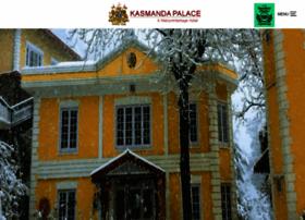 kasmandapalace.com