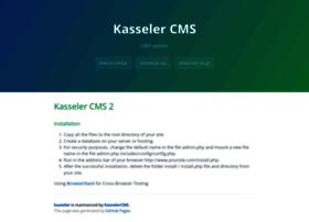 kasseler-cms.net