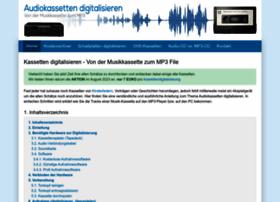 kassetten-digitalisieren.de
