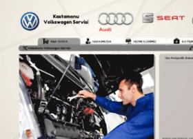 kastamonuvolkswagenservisi.com