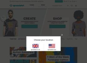 kastin.spreadshirt.co.uk