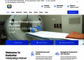 kasturbahospital.com