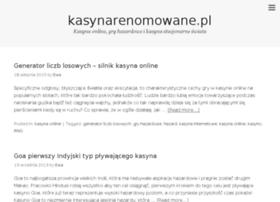 kasynarenomowane.pl
