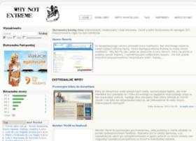 katalog-stron.whynotextreme.pl
