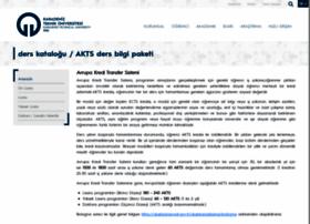 katalog.ktu.edu.tr