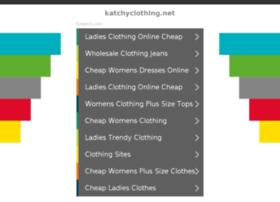 katchyclothing.net