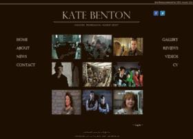 katebenton.com