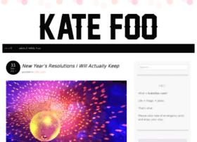 katefoo.com