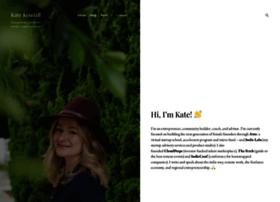 katekendall.com