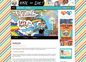 kateordiecomics.com