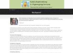 katesrestorationsandorganizingservices.com